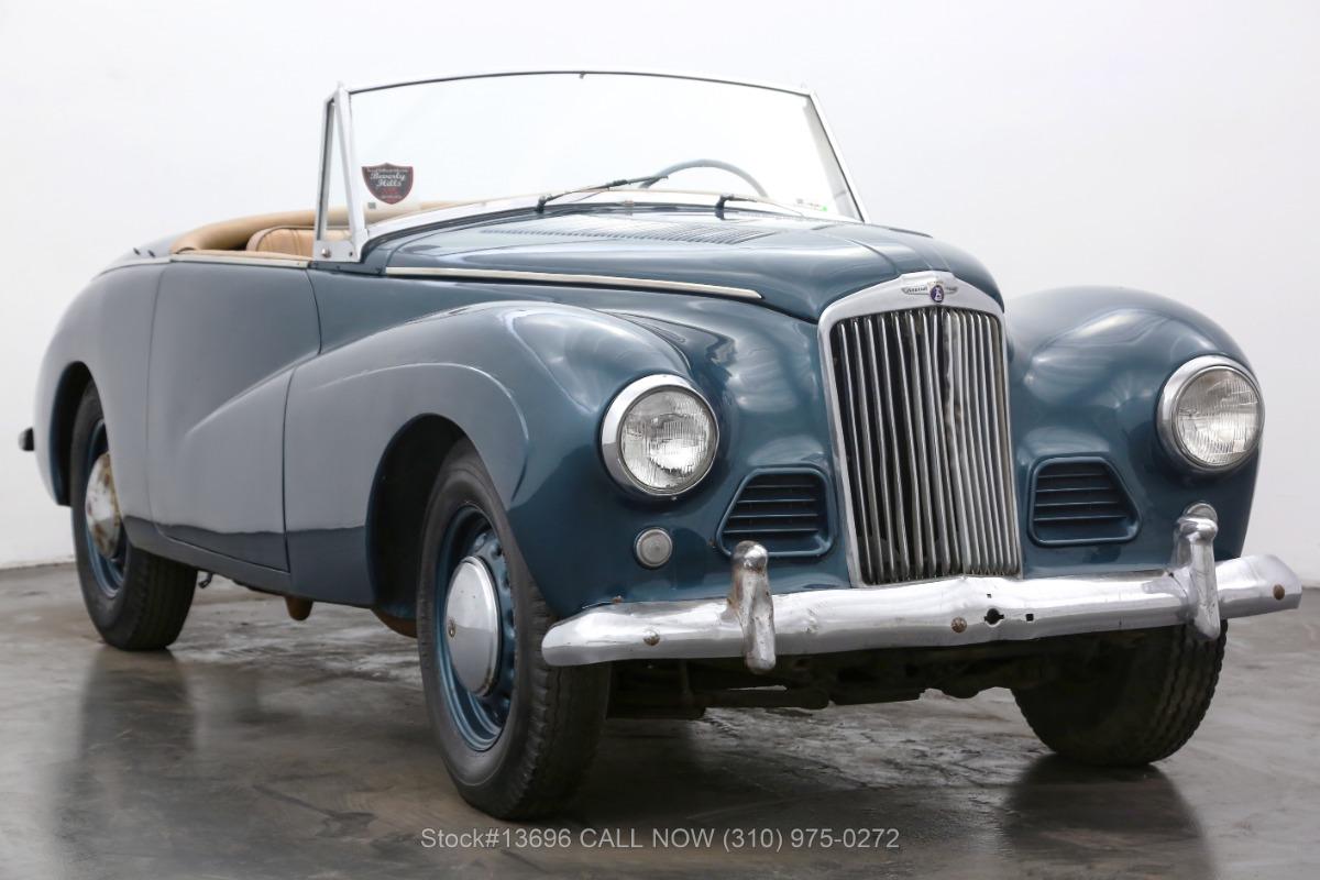 1954 Sunbeam Talbot Special Roadster Mark I