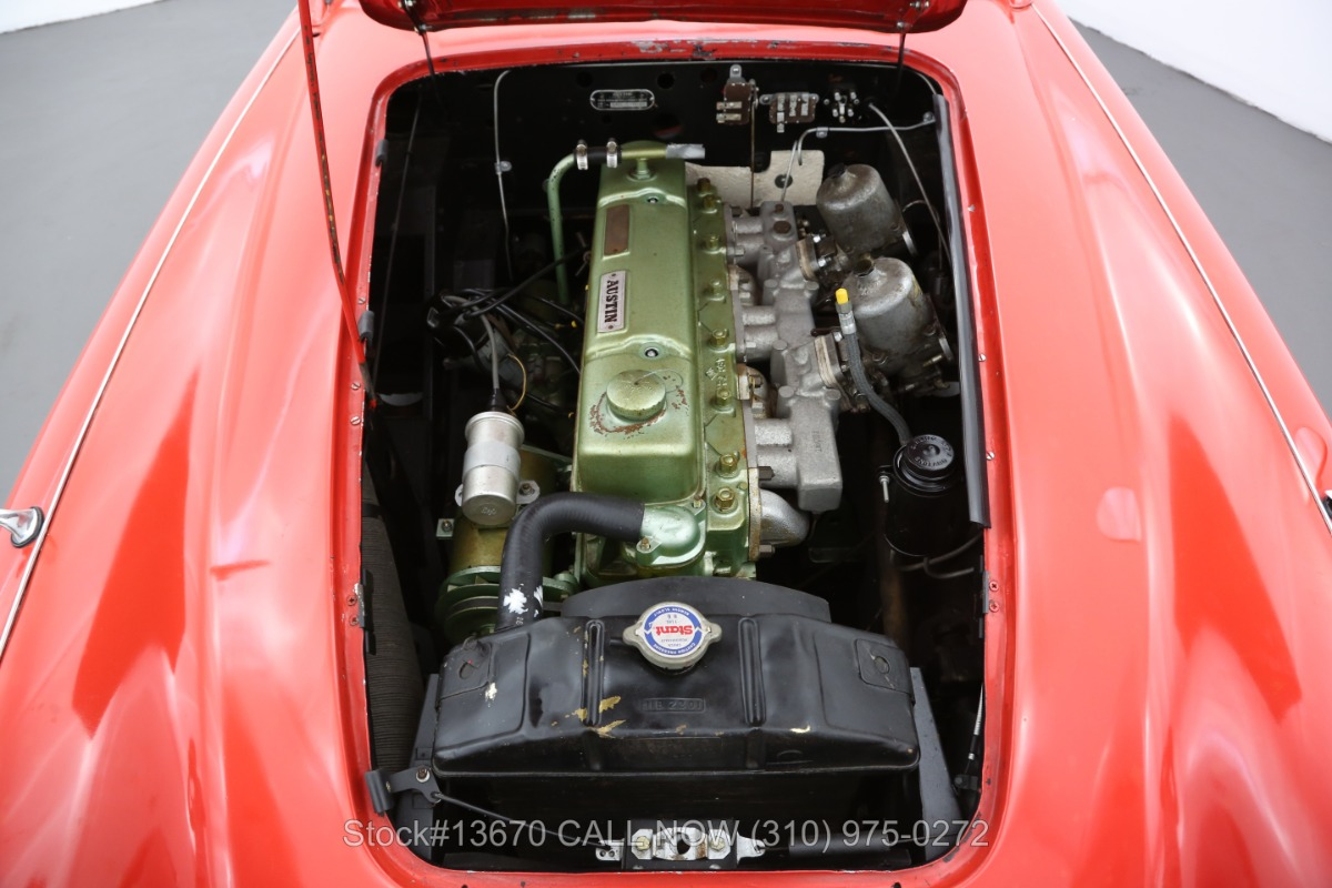 Used 1959 Austin-Healey 100-6 BN4 Convertible Sports Car | Los Angeles, CA