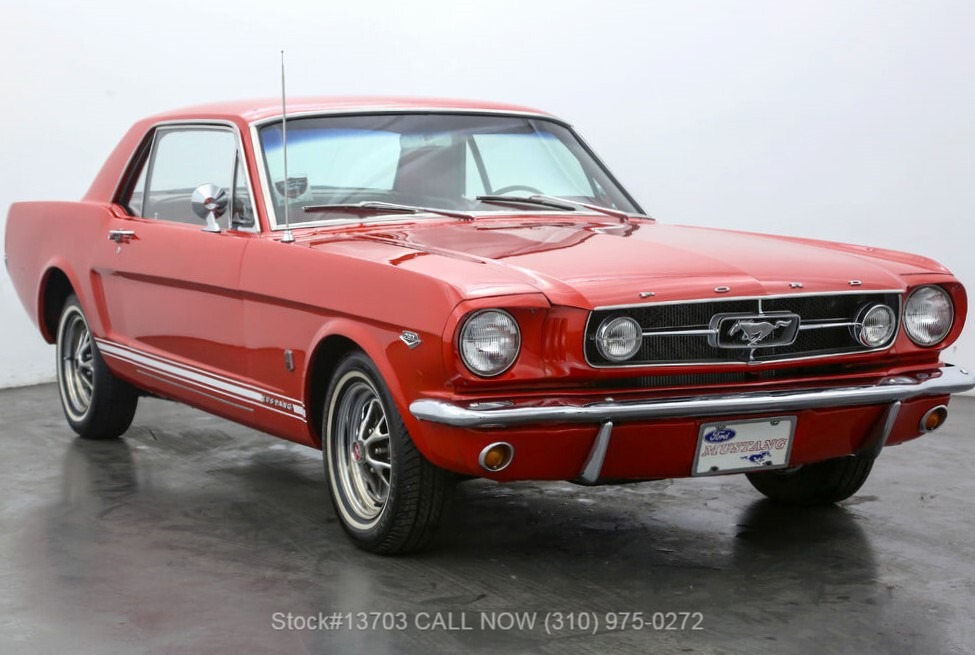 1965 Ford Mustang K-Code Coupe