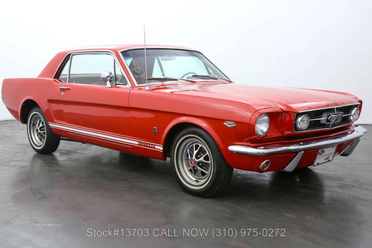 Used 1965 Ford Mustang K-Code Coupe | Los Angeles, CA