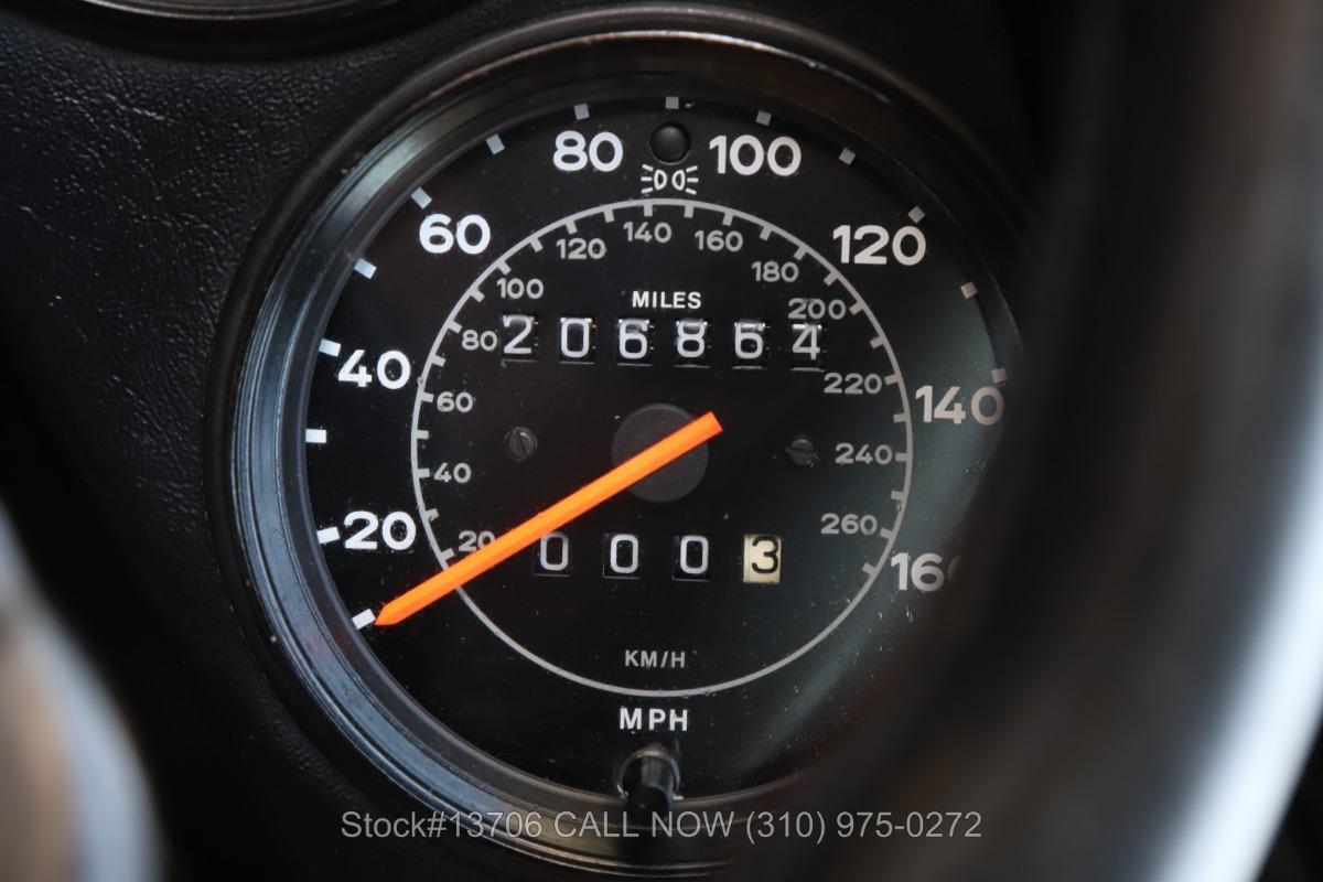 Used 1983 Porsche 911SC Coupe | Los Angeles, CA
