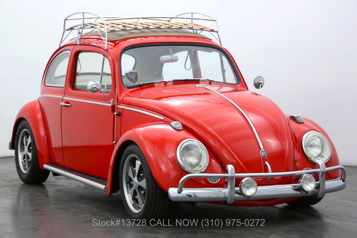 1960 Volkswagen Beetle Ragtop