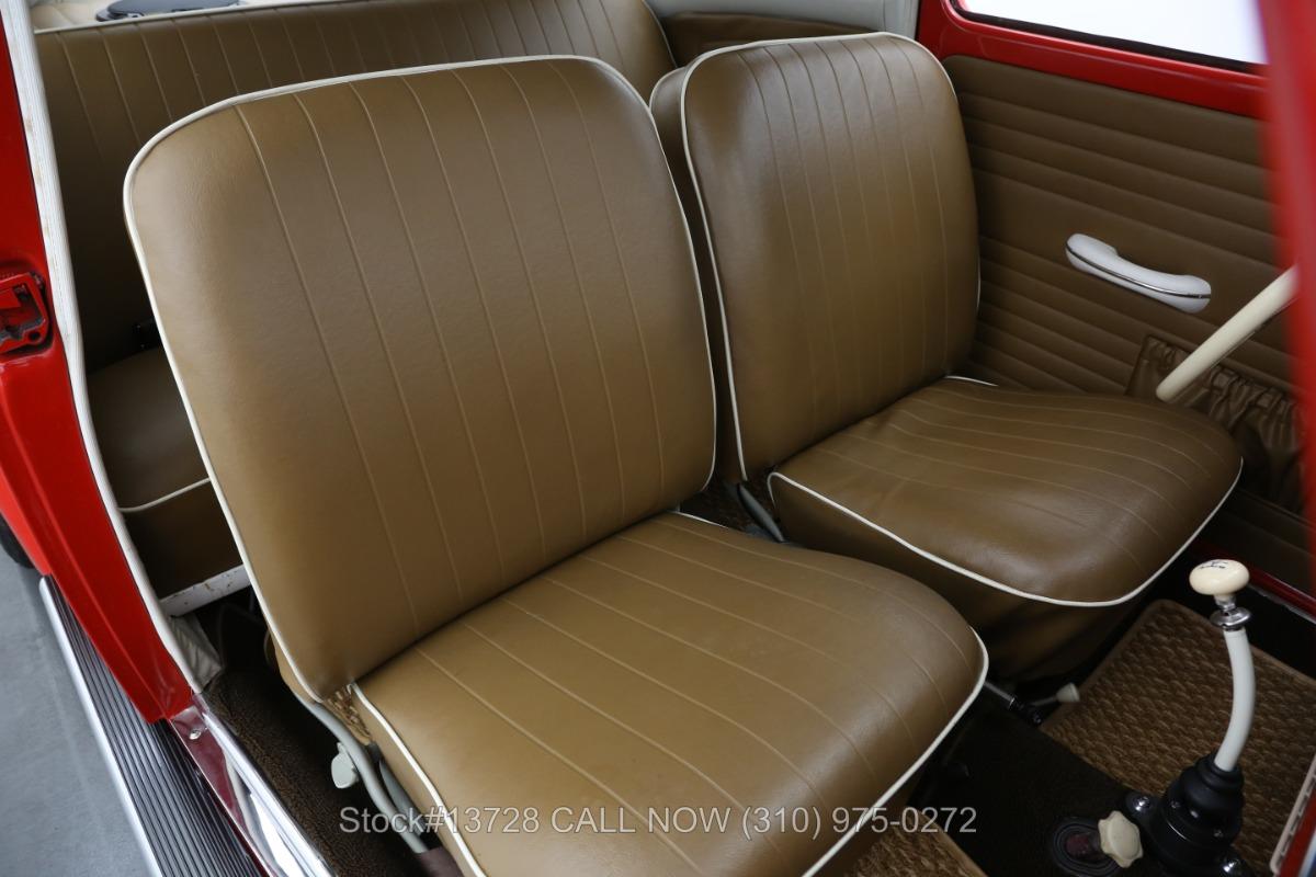 Used 1960 Volkswagen Beetle Ragtop | Los Angeles, CA