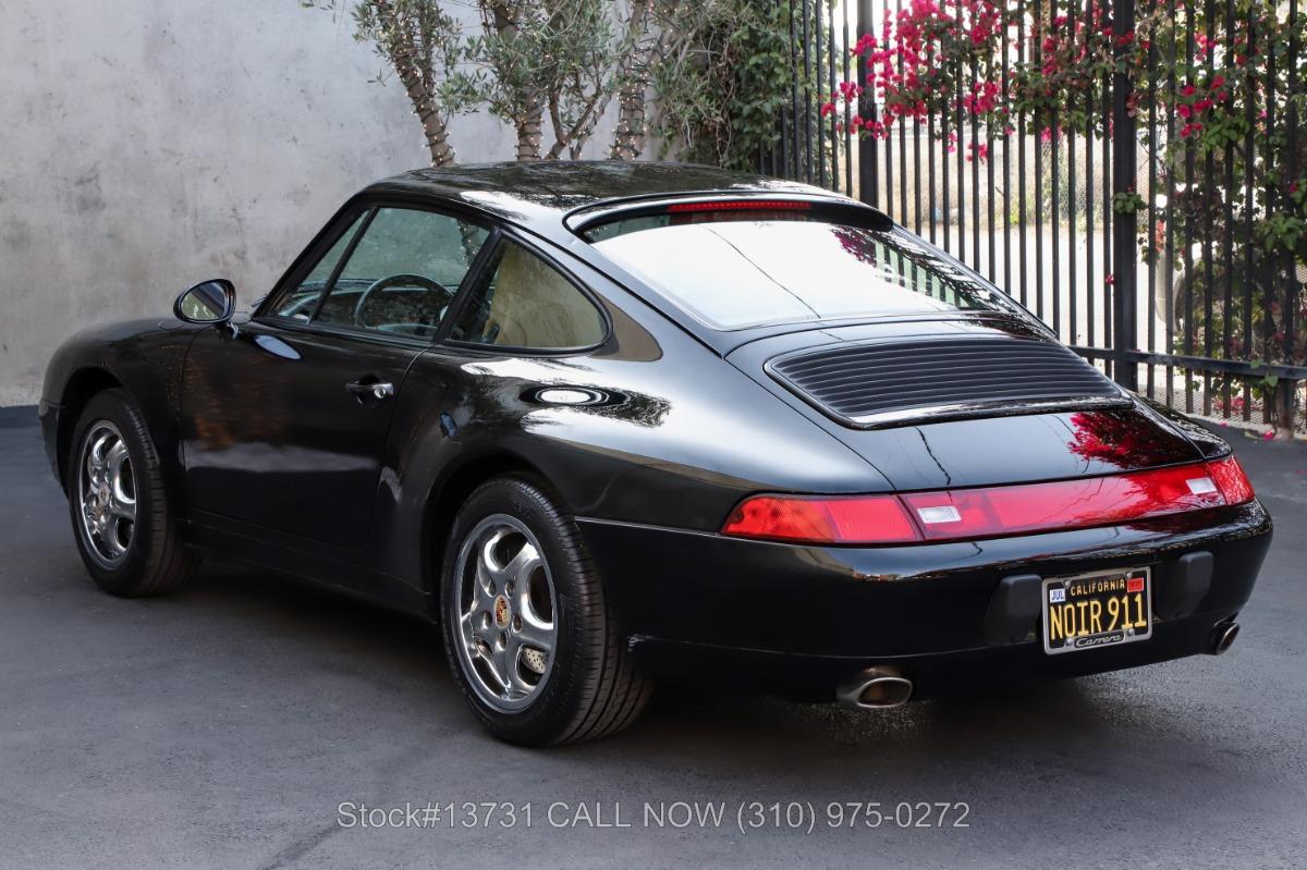 Used 1996 Porsche 993 Carrera Coupe | Los Angeles, CA