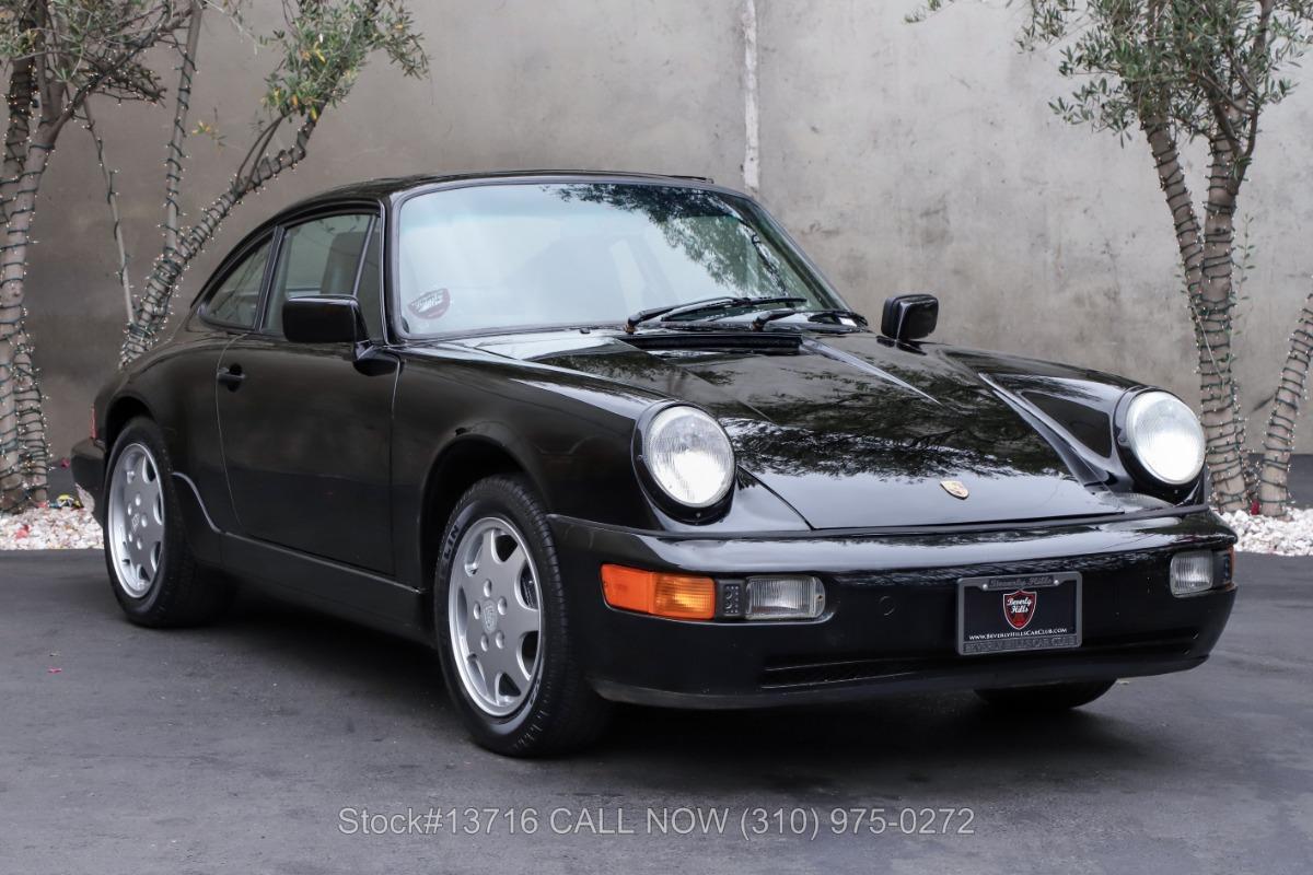 Used 1991 Porsche 964 Carrera 2 Coupe   Los Angeles, CA