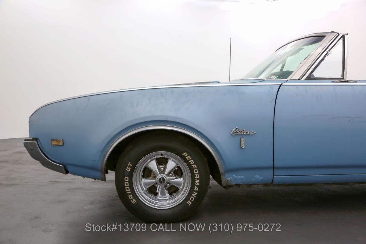 Used 1968 Oldsmobile Cutlass Supreme Convertible | Los Angeles, CA
