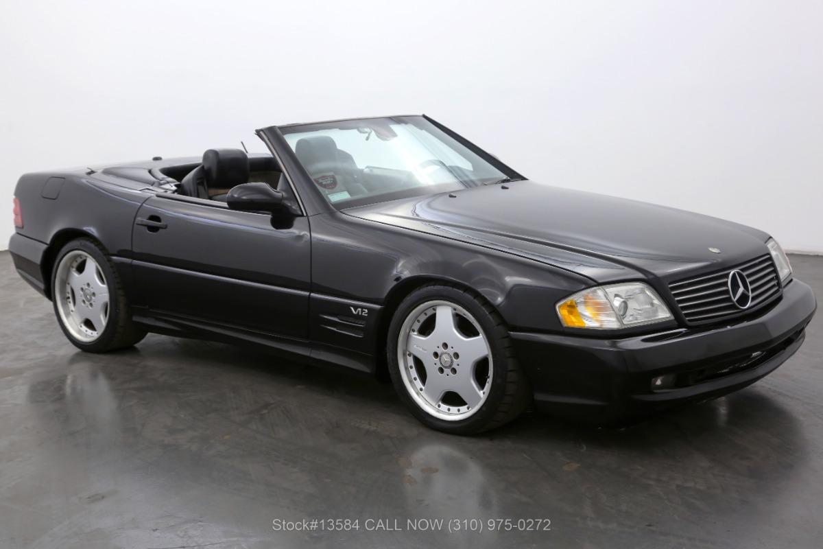 Used 2001 Mercedes-Benz SL600 V12  | Los Angeles, CA