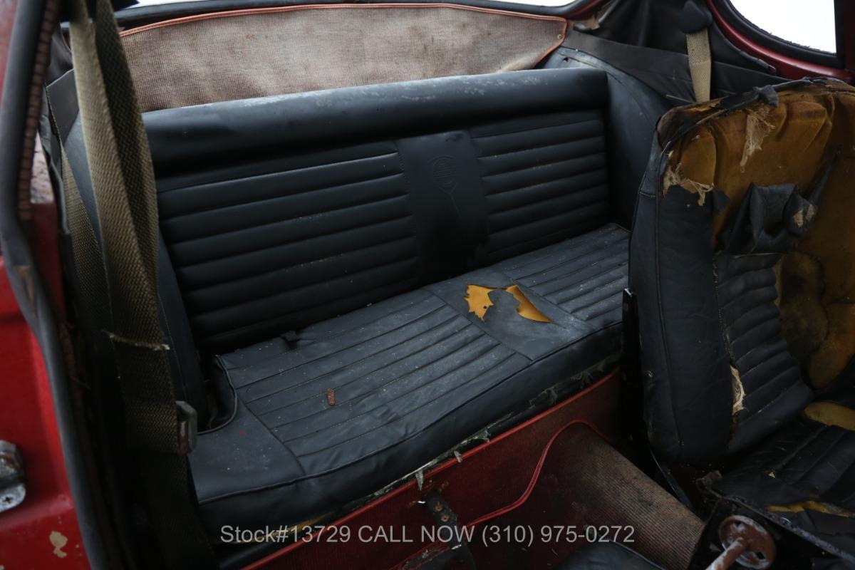 Used 1968 Volvo P1800S  | Los Angeles, CA