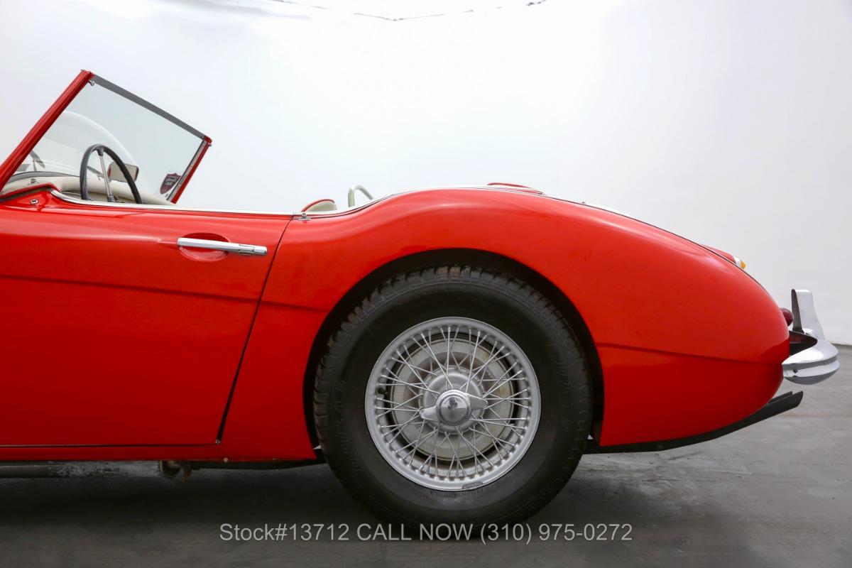 Used 1959 Austin-Healey 3000 BT7 Convertible Sports Car | Los Angeles, CA