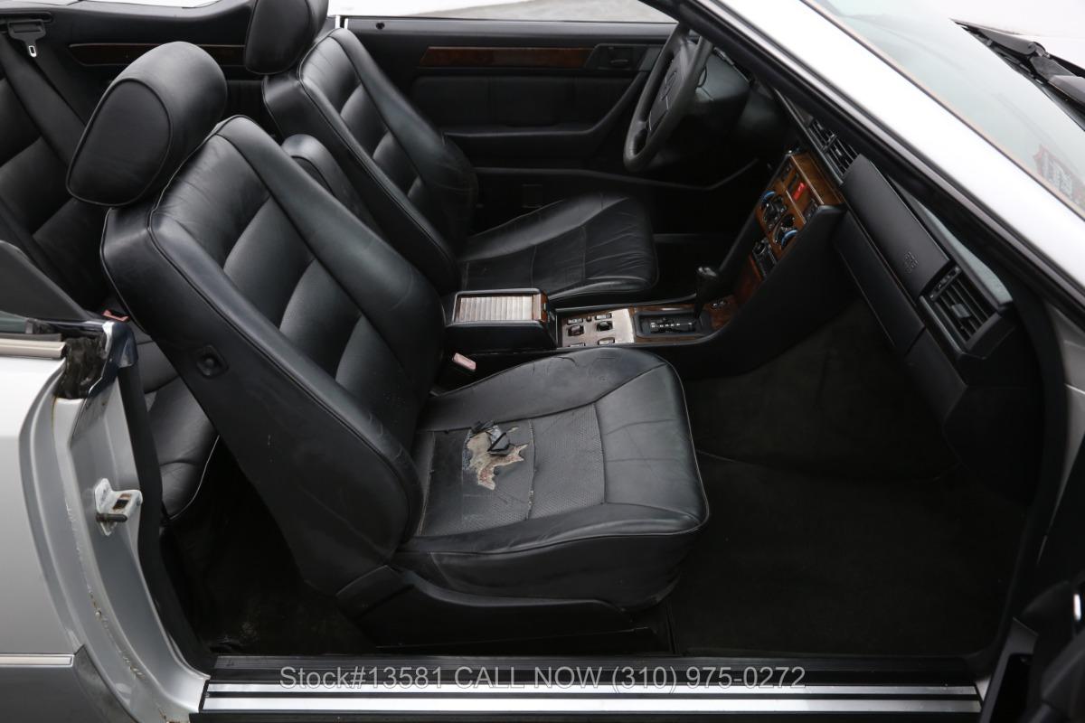Used 1994 Mercedes-Benz E320 Cabriolet  | Los Angeles, CA