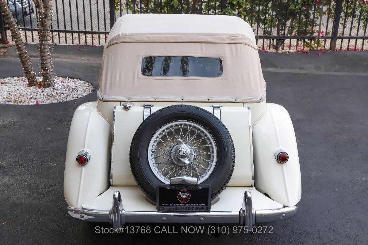 Used 1955 MG TF 1500  | Los Angeles, CA