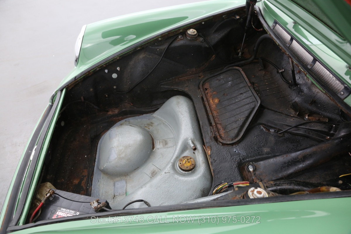 Used 1966 Porsche 912 Coupe | Los Angeles, CA
