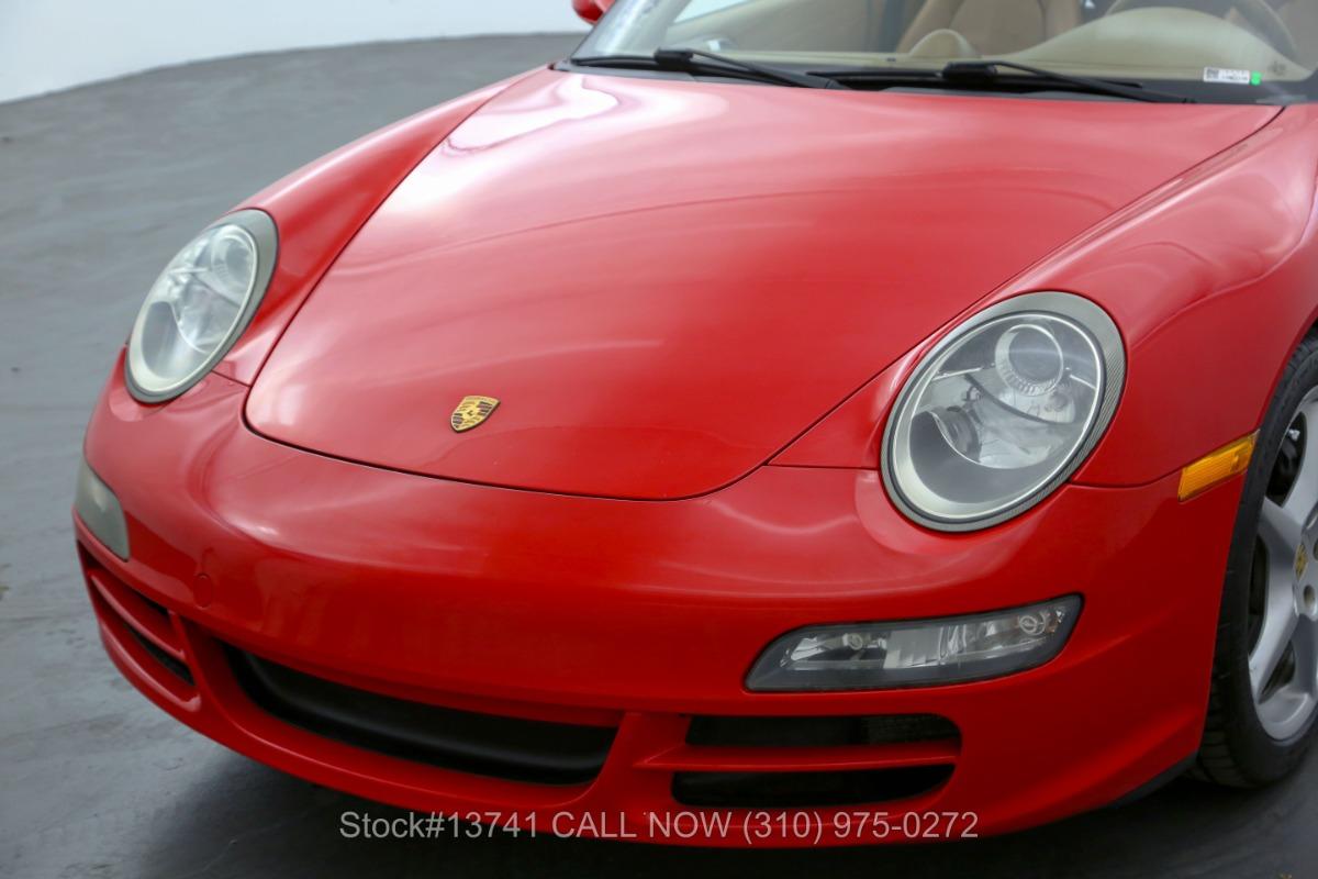 Used 2007 Porsche Carrera S Cabriolet 6-Speed   Los Angeles, CA