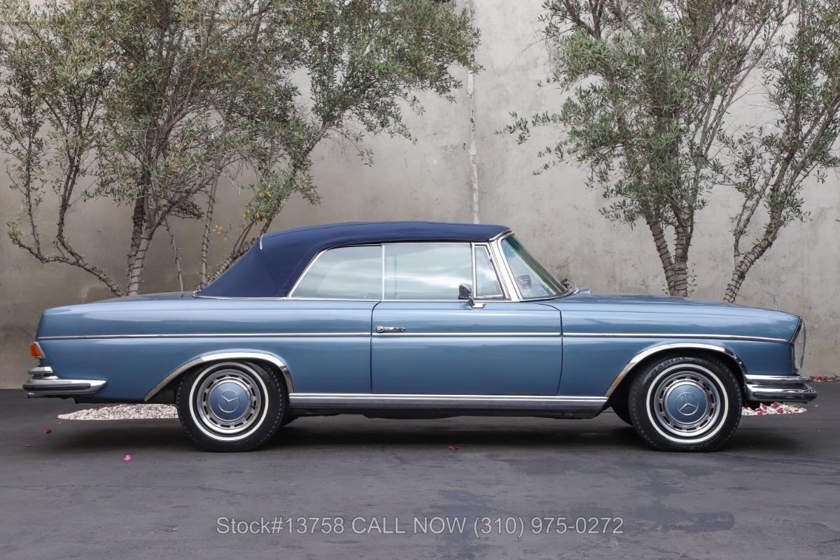 Used 1970 Mercedes-Benz 280SE 3.5 Cabriolet Conversion | Los Angeles, CA