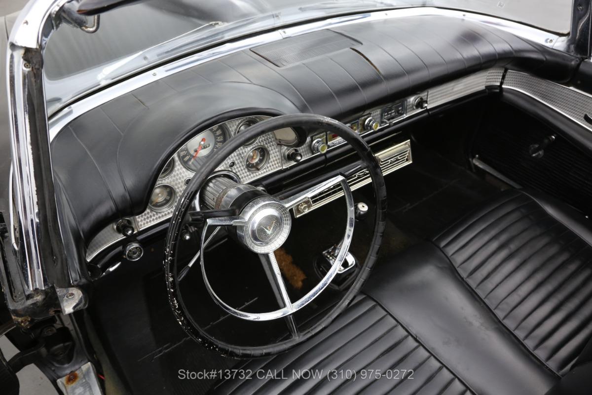 Used 1957 Ford Thunderbird    Los Angeles, CA