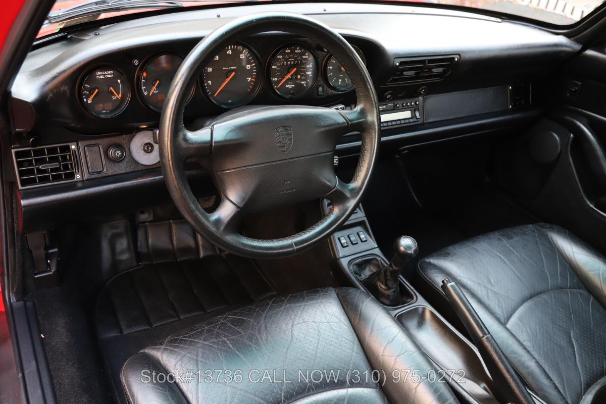 Used 1997 Porsche 993 Carrera Coupe | Los Angeles, CA