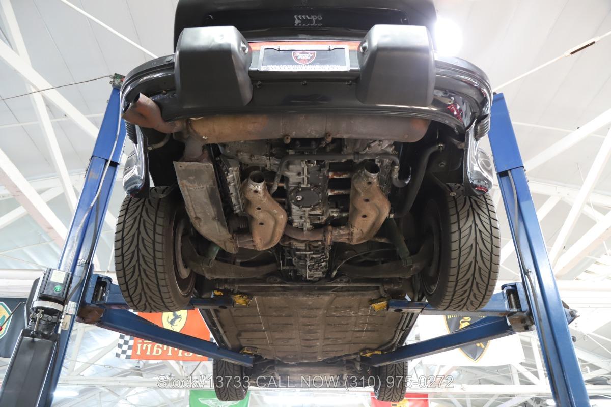 Used 1980 Porsche 911SC Flachbau Turbo Look Conversion   Los Angeles, CA