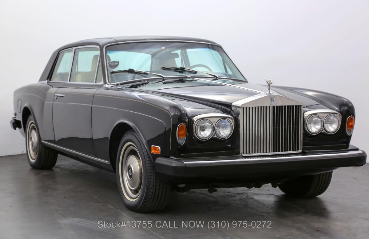 1975 Rolls-Royce Corniche Coupe