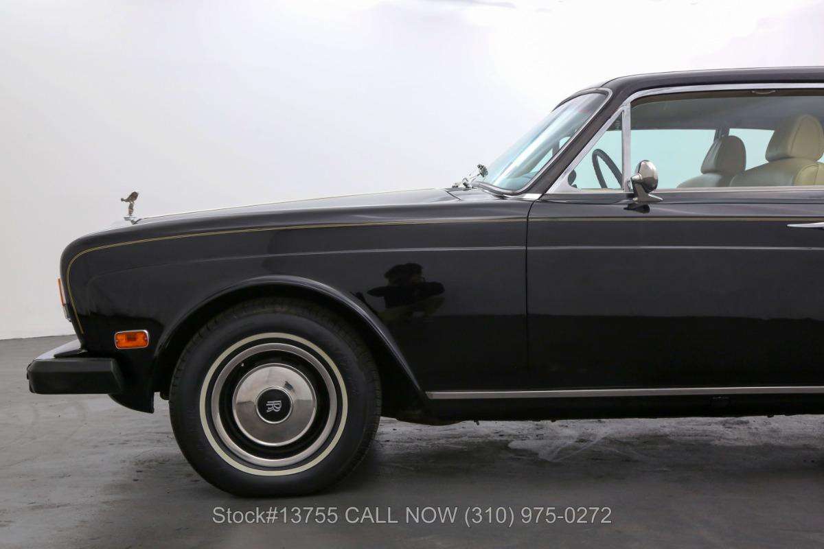 Used 1975 Rolls-Royce Corniche Coupe | Los Angeles, CA
