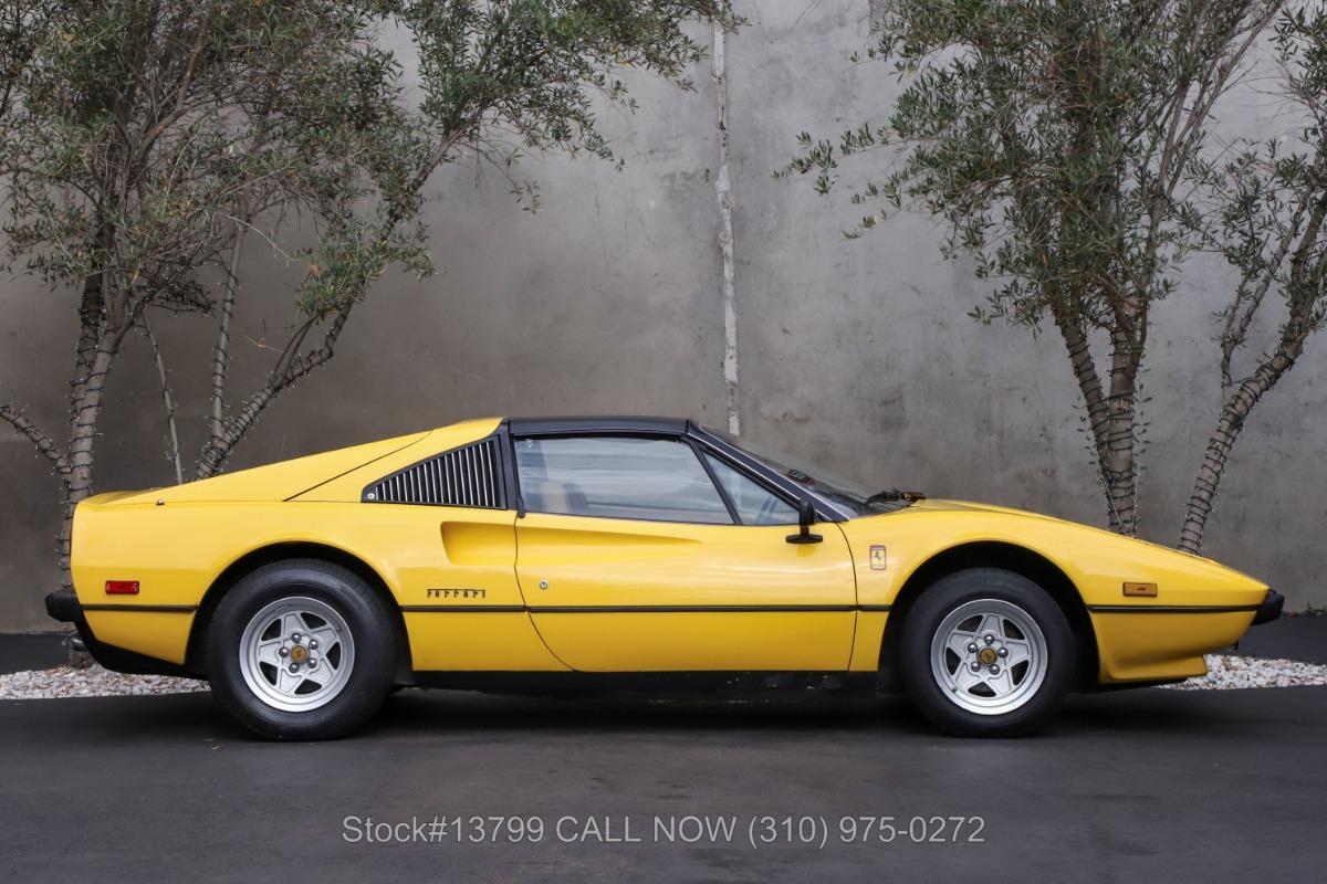 Used 1980 Ferrari 308GTSi    Los Angeles, CA