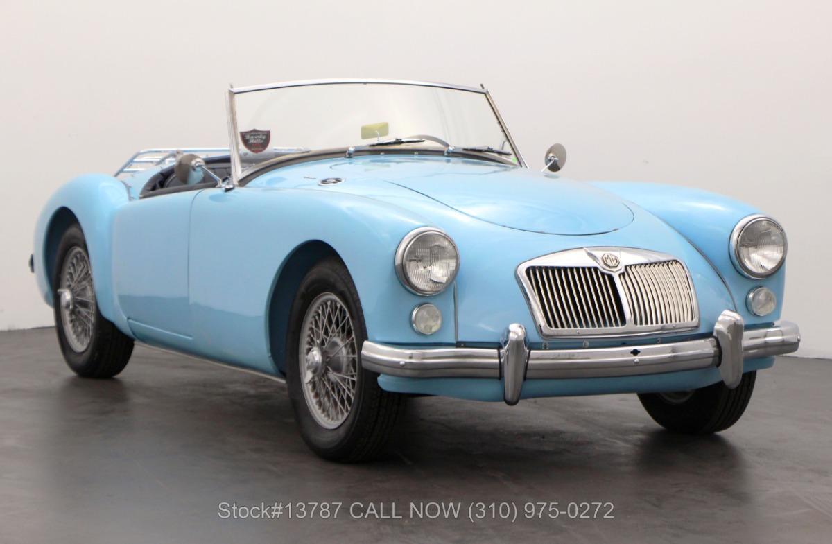 1960 MG A 1600 Roadster
