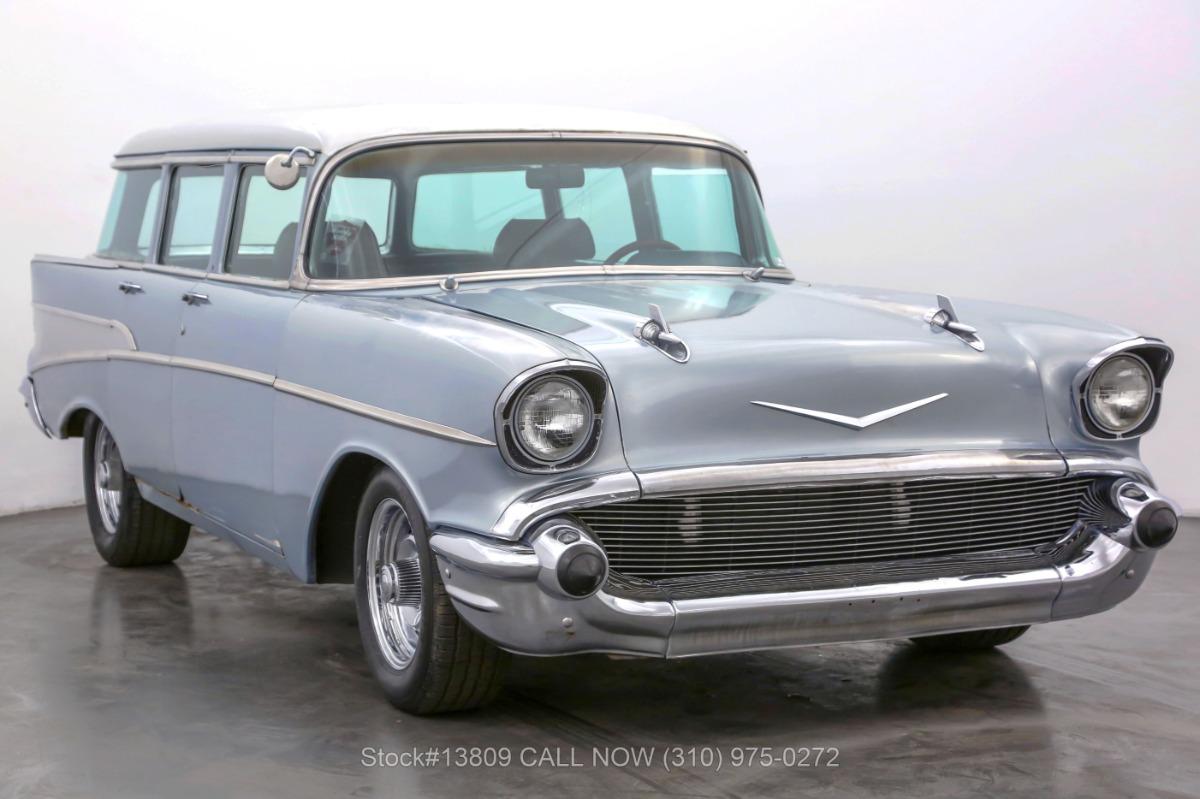 1957 Chevrolet 210 4-Door Wagon