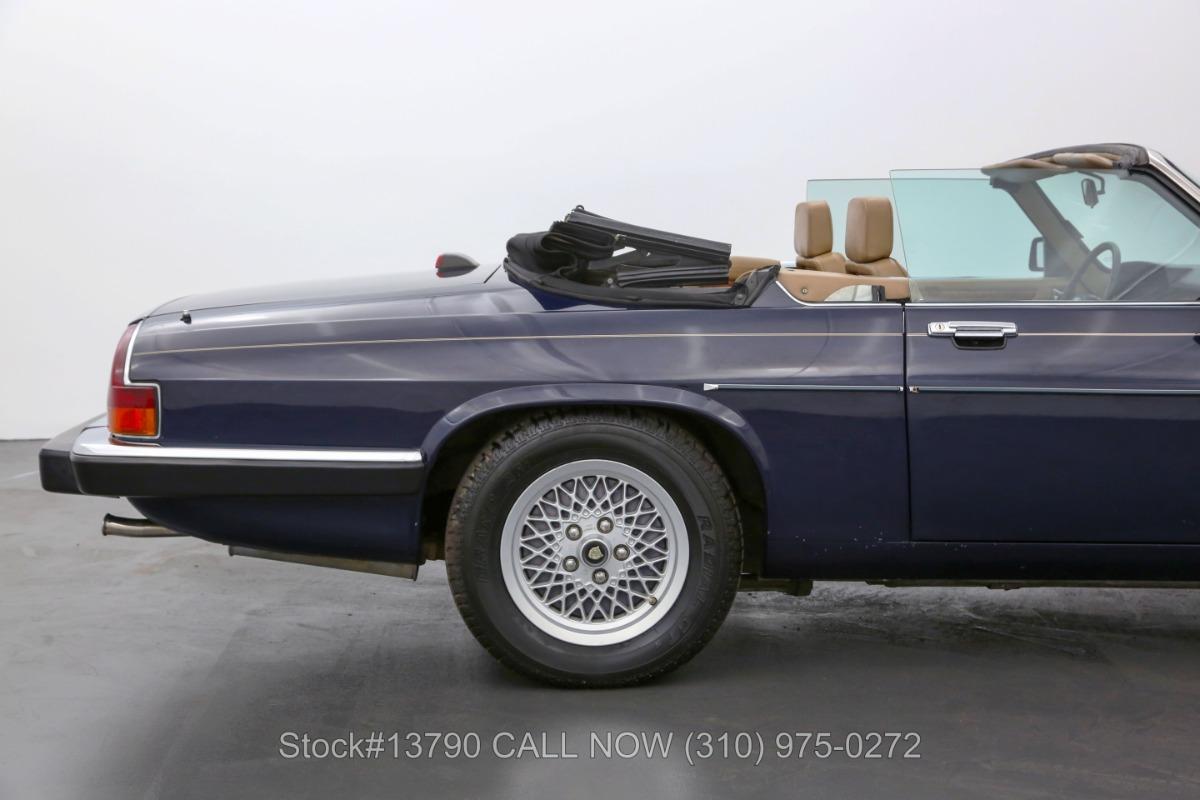 Used 1989 Jaguar XJS V12 Convertible   Los Angeles, CA