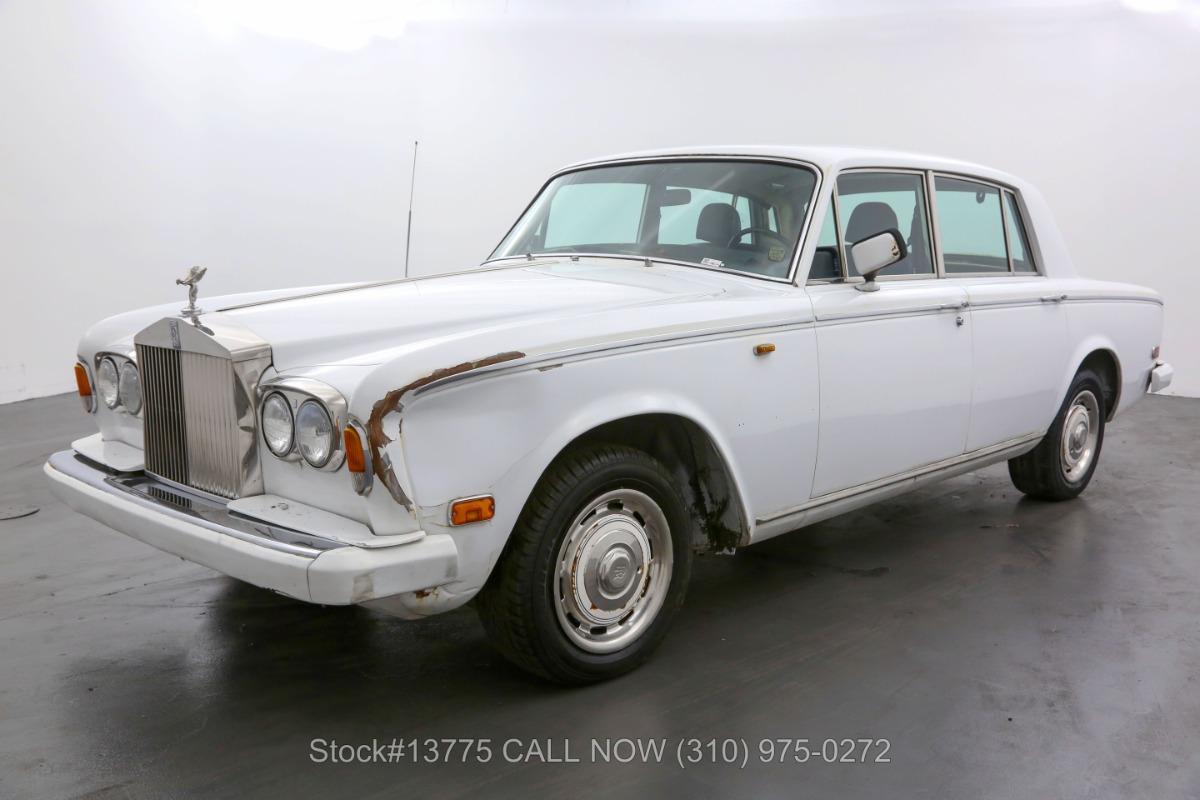 Used 1976 Rolls Royce Silver Shadow  | Los Angeles, CA