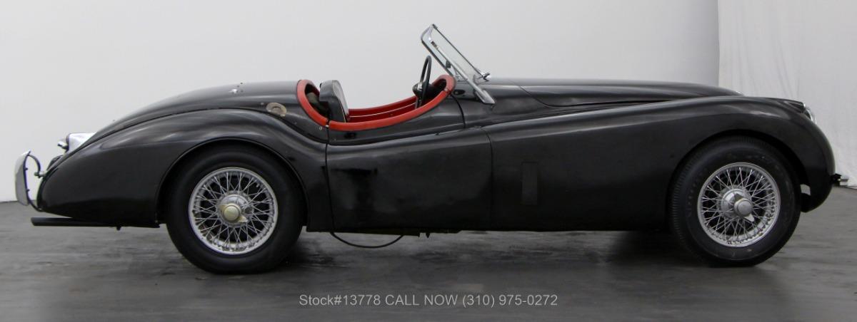 Used 1954 Jaguar XK120 Roadster | Los Angeles, CA