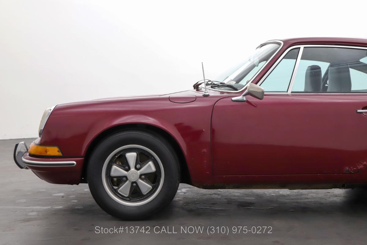 Used 1972 Porsche 911T Coupe   Los Angeles, CA