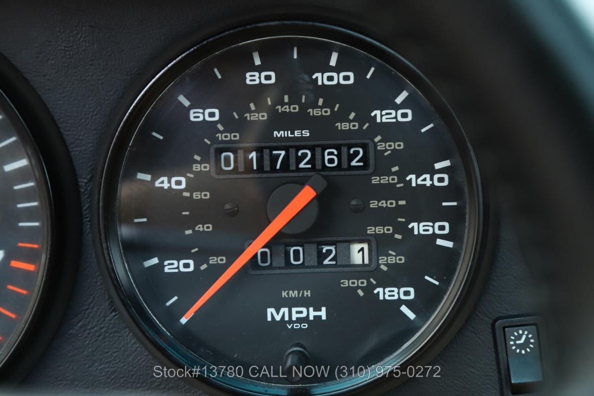 Used 1996 Porsche 993 Targa   Los Angeles, CA