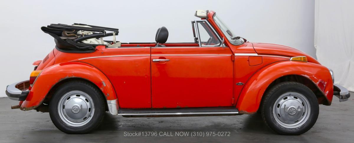 Used 1978 Volkswagen Beetle Cabriolet | Los Angeles, CA
