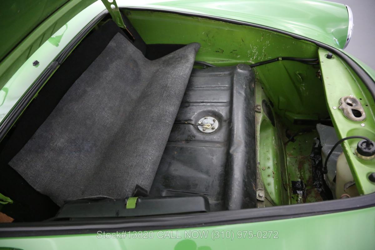Used 1971 Volkswagen Karmann Ghia Coupe   Los Angeles, CA