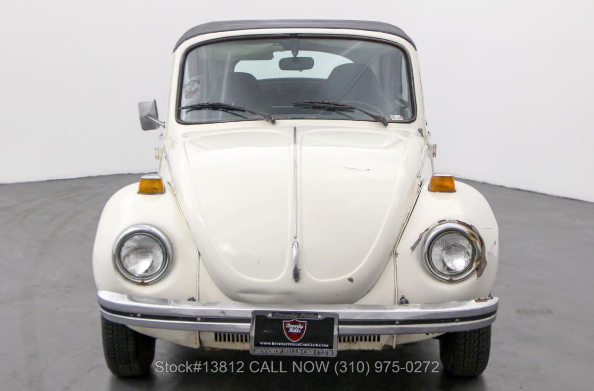 Used 1973 Volkswagen Beetle Cabriolet | Los Angeles, CA