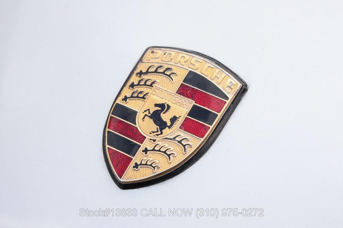Used 1988 Porsche 930 Turbo Coupe | Los Angeles, CA