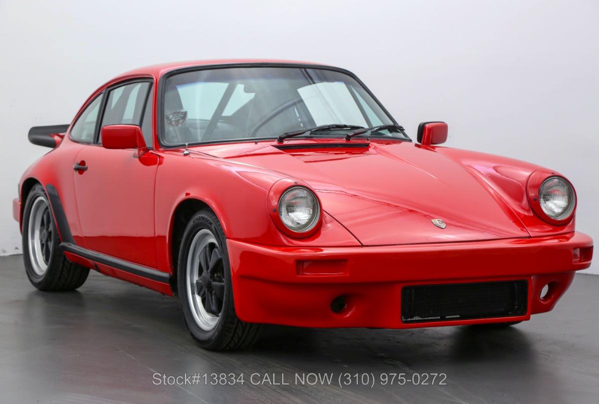Used 1981 Porsche 911SC Sunroof Delete Coupe | Los Angeles, CA
