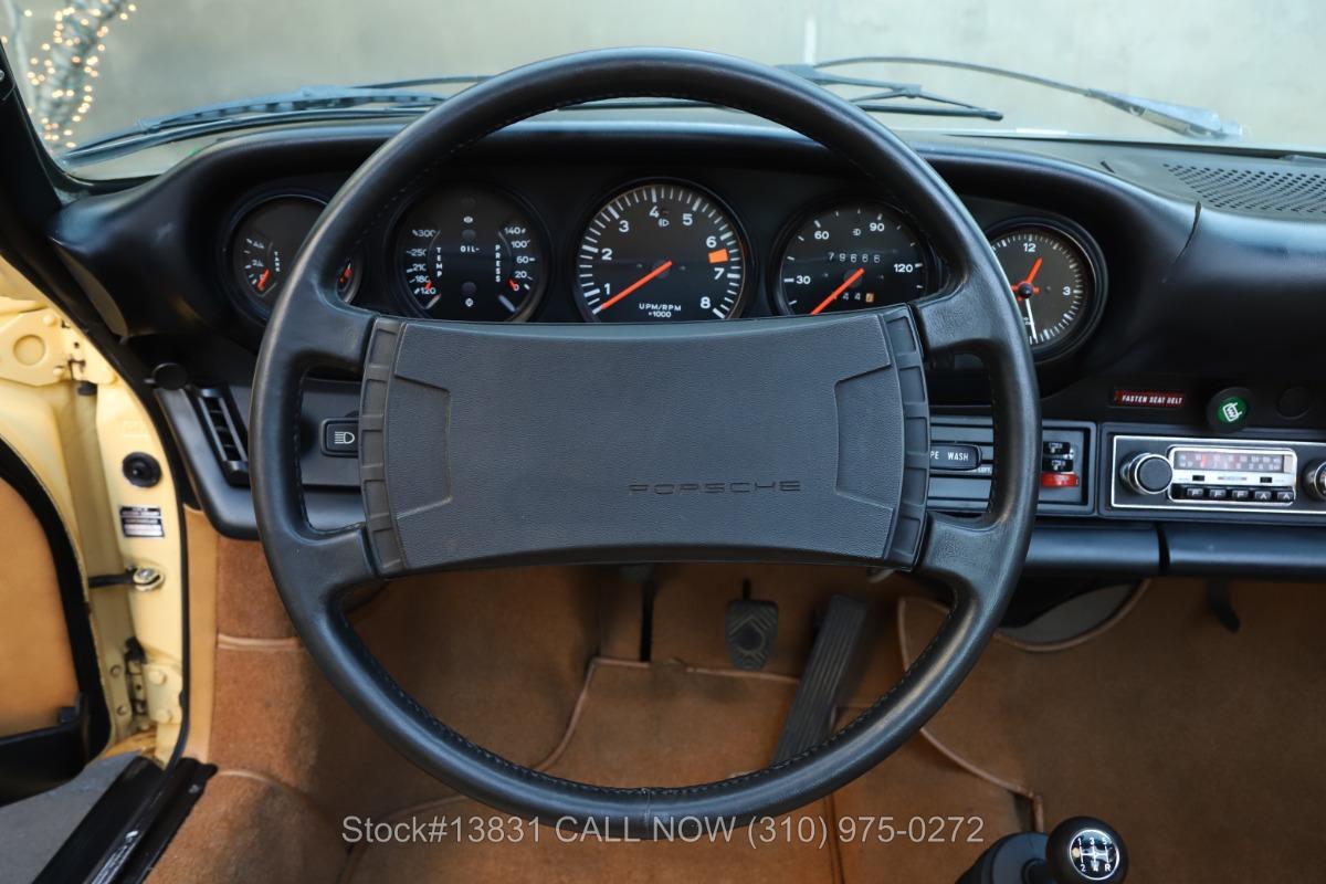Used 1974 Porsche 911 Targa   Los Angeles, CA