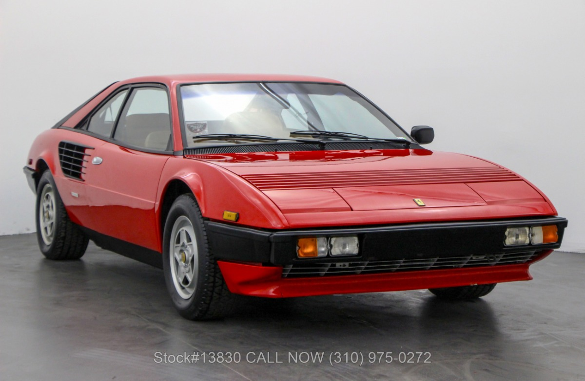 1981 Ferrari Mondial 8