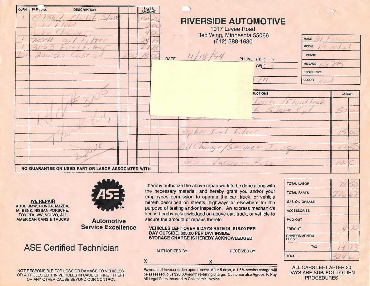 Used 1981 Ferrari Mondial 8  | Los Angeles, CA