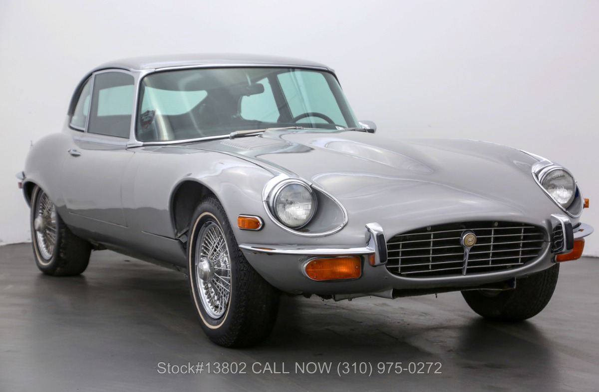 1972 Jaguar XKE V12 2+2