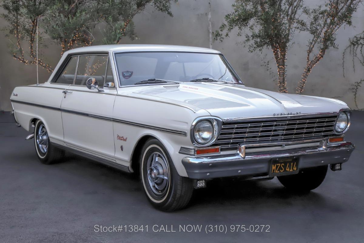 1963 Chevrolet Nova SS 2-Door Hardtop