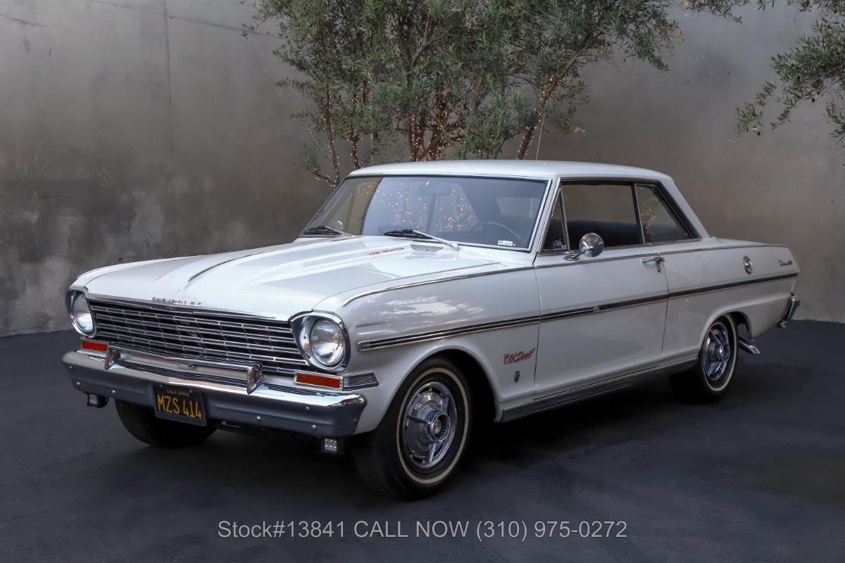 Used 1963 Chevrolet Nova SS 2-Door Hardtop    Los Angeles, CA