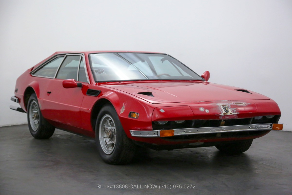 1972 Lamborghini Jarama 400GT