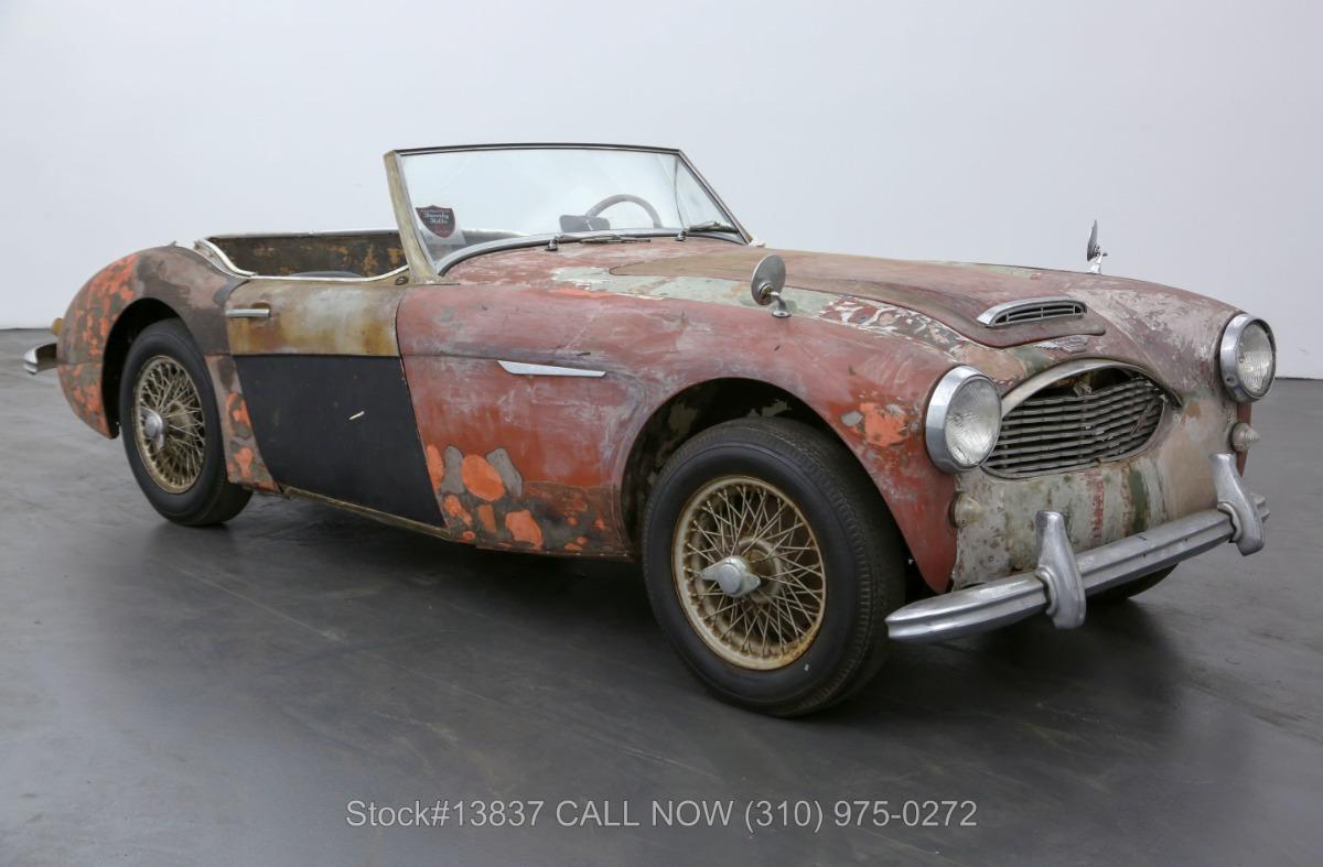 Used 1962 Austin-Healey 3000 BT7 Convertible Sports Car | Los Angeles, CA