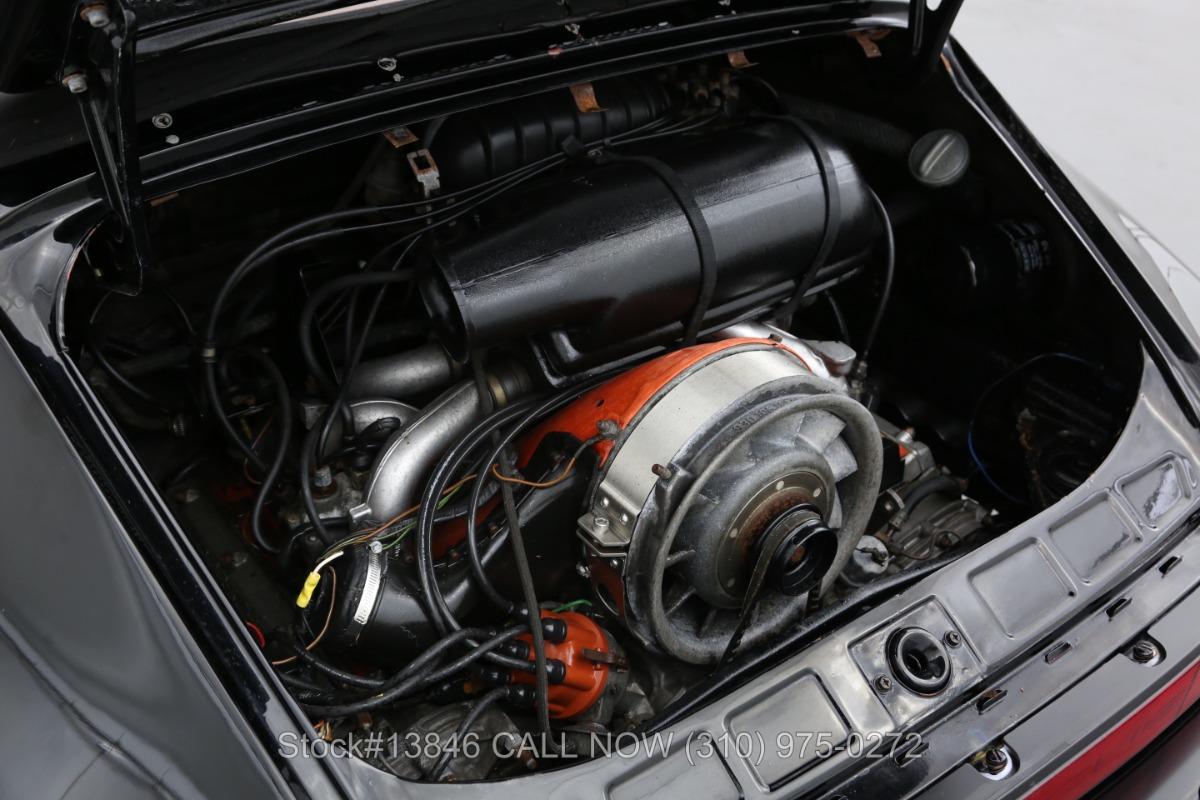 Used 1972 Porsche 911T Cabriolet Conversion | Los Angeles, CA