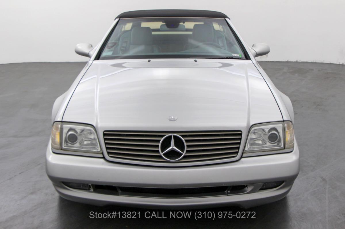 Used 2000 Mercedes-Benz SL500    Los Angeles, CA