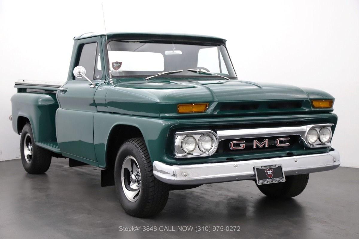 1966 GMC Half Ton Step side Pickup