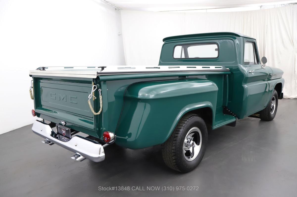 Used 1966 GMC Half Ton Step side Pickup | Los Angeles, CA
