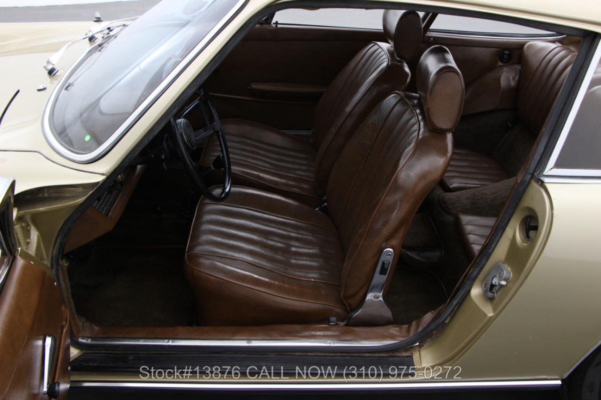 Used 1966 Porsche 912 3 Gauge Coupe   Los Angeles, CA