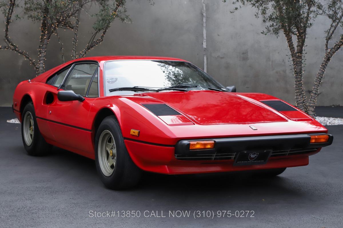 1980 Ferrari 308GTBi